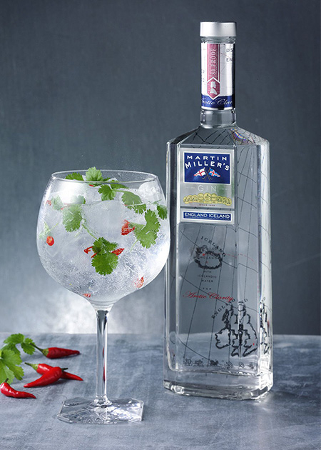 Spicy Gin & Tonic